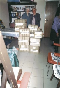 Slanje pomoci za Kumanovo